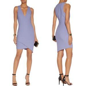 Elizabeth & James Rosa Asymmetric Cady Mini Dress